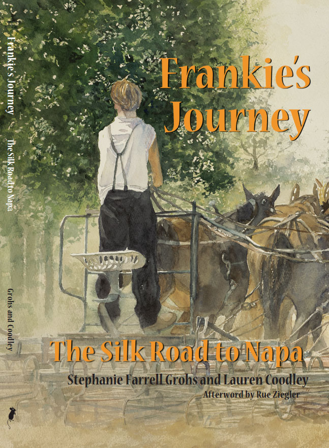 Frankie's Journey cover thumbnail